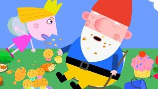 Ben and Holly's Little Kingdom | Gnome That Eats Everything | 1Hour | HD Cartoons for Kids