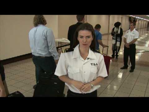 Fark TV: TSA Training Video - Hug A Jew