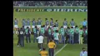 Grêmio x Vasco-Brasileiro 1984