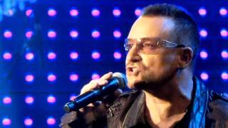 Bono & The Edge - Stay (Faraway, So Close) UNPLUGGED on Elvis Costello - Spectacle (12.11.09)