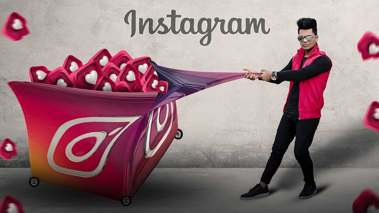 Picsart 3d Instagram Like Box Creative Photo Editing Tutorial In Picsart Step By Step In Hindi Photo Editing Tutorial Instagram Photo Editing Creative Photos 3d effect new png background full hd