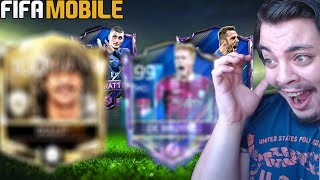 I freaked out !! STORE AND EVENTS 8 PLAYERS Fifa Mobile