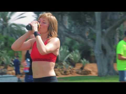 Жиросжигающая круговая тренировка - видео по фитнесу и