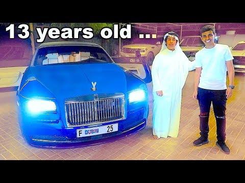 Meet the Youngest Dubai Millionaire !!!