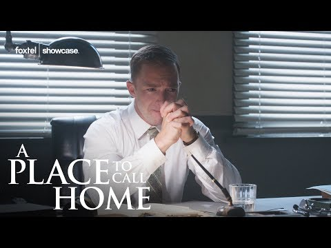 Dr Henry Fox in Season 6  A Place To Call Home: The Final Chapter  Foxtel