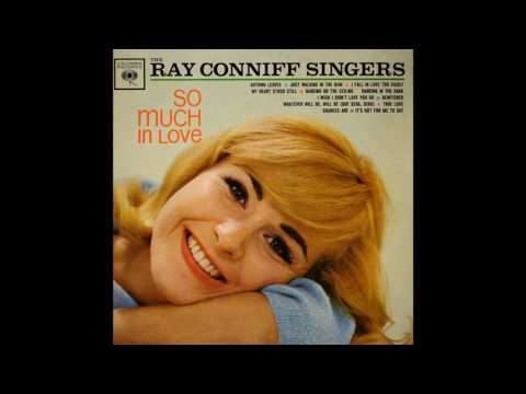 Ray Conniff - So Much in Love  GMB