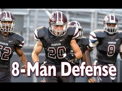3 5 3 Made Simple 8 Man Football Youtube