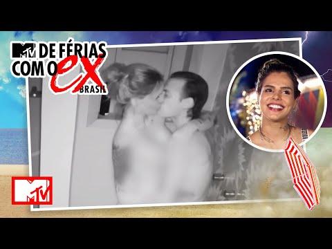 As cenas mais quentes do Ep. 7   MTV De Férias com o Ex Brasil T6 indir