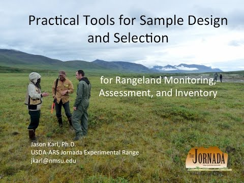 Practical Tools for Monitoring Sample Design