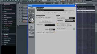 FL Studio с нуля. Урок 1. Что нужно знать до начала (настройки).(Первый урок из цикла FL Studio с нуля. Что нужно сделать перед тем, как начать работать в Fl Studio: - подключение..., 2009-01-06T03:23:07.000Z)