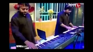 Tumi Koto Je Dure By Argha Dutta Vocalist @ Aakash Aath Adda Buzz