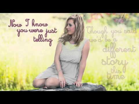 Polly Baker - Good At Goodbyes (Official Lyric Video)