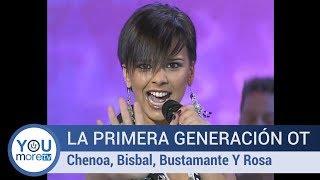 PRIMERA GENERACIÓN OT: Chenoa, Bisbal, Bustamante Y Rosa