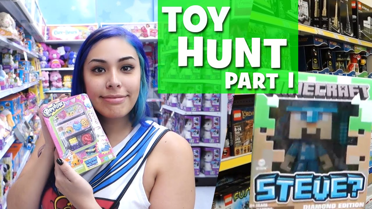 Toy Hunt Blind Bags Shopkins Minecraft Amp Moar Youtube