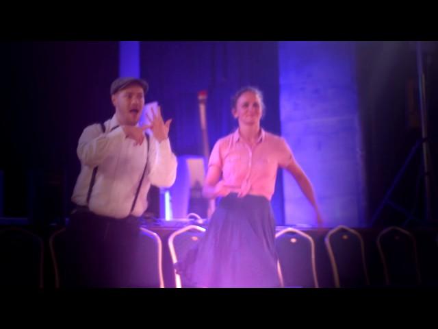 ZAGREB Swing SHOWTIME 2017 [Macan&Petra]