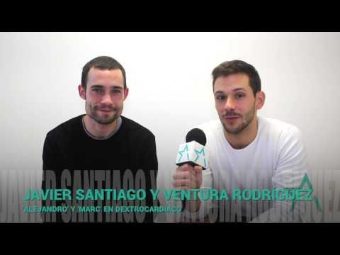 ENTREVISTA A VENTURA RODRÍGUEZ Y JAVIER SANTIAGO (DEXTROCARDÍACO)