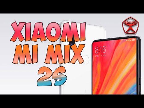 Красавчик Xiaomi Mi MIX 2S на Qualcomm Snapdragon 845. Надо брать! / Арстайл /