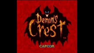 Hype & Friends Look-At: Demon's Crest (SNES)