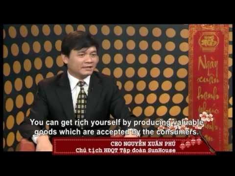 CEO Nguyễn Xuân Phú - Path to Success (VTC News) Part 2