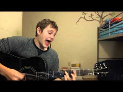 One Direction - What Makes You Beautiful Live Acoustic Cover With Lyrics And Chords