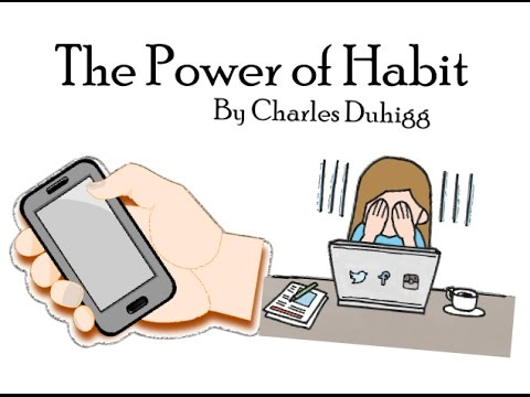 THE POWER OF HABIT BY CHARLES DUHIGG| ANIMATED BOOK SUMMARY