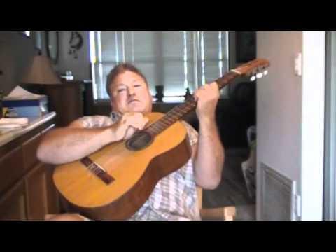 Born On The Bayou Ccr John Fogerty Cover Acoustic Guitar Youtube