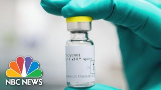 Anti-Abortion Leaders Support Covid Vaccine Even If Research Used Fetal Cells | NBC News NOW