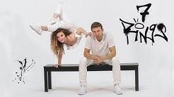 7 Rings - Ariana Grande   Sofie Dossi & Matt Steffanina