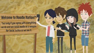 Animated No Agenda - NoodleGun Hall of Shame(d)