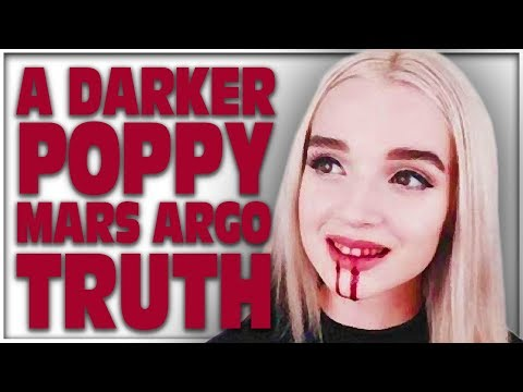 A DARKER POPPY STORY ( THERE WAS A POPPY MARS ARGO COLLABORATION )
