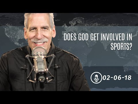 Does God Get Involved in Sports?