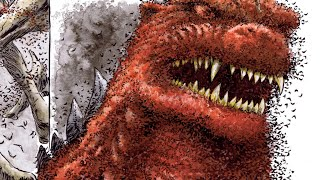 Godzilla in Hell. Issue #5 Review