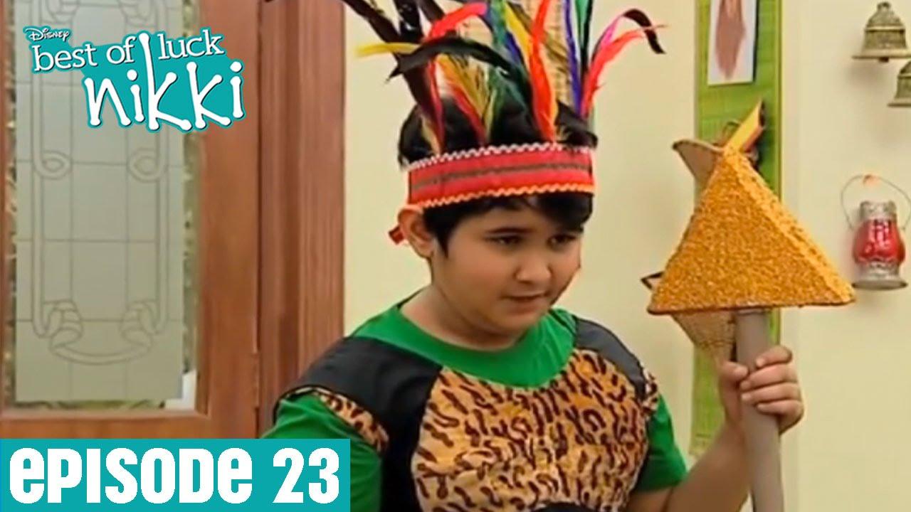 Download Best Of Luck Nikki | Season 1 Episode 23 | Disney India Official