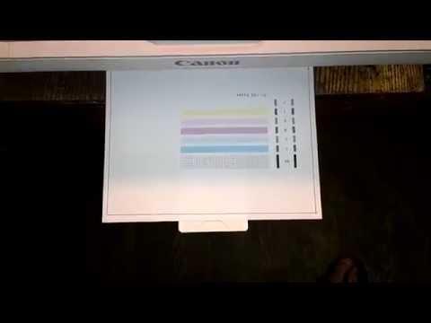 Принтер Canon PIXMA MG2440 Нижняя часть страницы не копируется