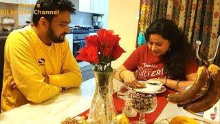 haste-haste-kat-jaye-raste-winter-special-saag-makke-ki-roti-indian-dinner-routine-2019