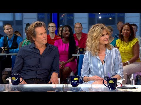 Kyra Sedgwick and Kevin Bacon open up about