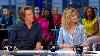 Kyra Sedgwick and Kevin Bacon open up about 'Story of a Girl'