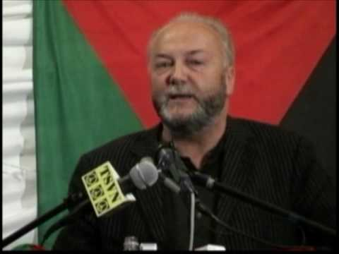 George Galloway Confronts Israel's Gaza Policy with Convoys