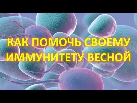 Укрепление иммунитета народными средствами. Как повысить