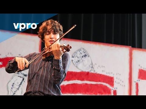 Noé Inui & Vassilis Varvaresos - Interview (Live @Bimhuis Amsterdam)