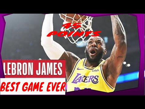 lebron-james-greatest-game-ever↕45-points!!!watch-and-give-your-opinion