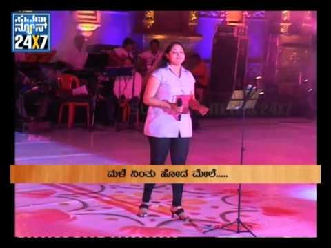 Manomurthy Melody King to give performance in Shimsha - Suvarna news - Special - seg 3