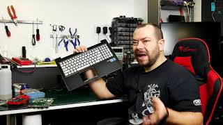 Składanie laptopa po zalaniu!!!