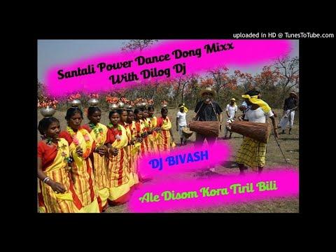 New Santali Dj Remix 2019 | Lailamuni 2 Power Dance Dong Mixx With Dilog DjBivash