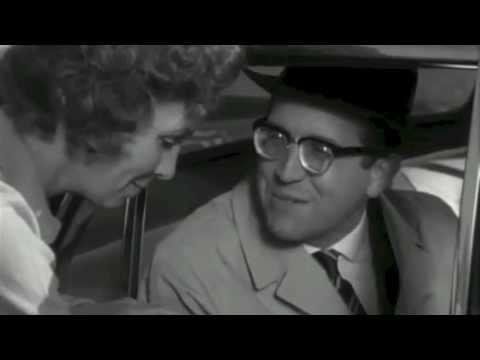 Danger Man (1965 Secret Agent) | Say It With Flowers - Intro (Clip 1)  Patrick McGoohan Ian Hendry