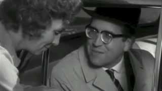 Danger Man (1965 Secret Agent)   Say It With Flowers - Intro (Clip 1)  Patrick McGoohan Ian Hendry