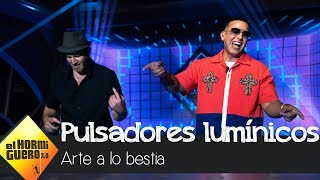Las creaciones musicales de Yuvi Gerstein rinden homenaje a Daddy Yankee - El Hormiguero 3.0