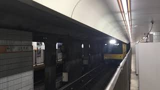 【ぎんざせん】東京メトロ銀座線1000系@表参道駅
