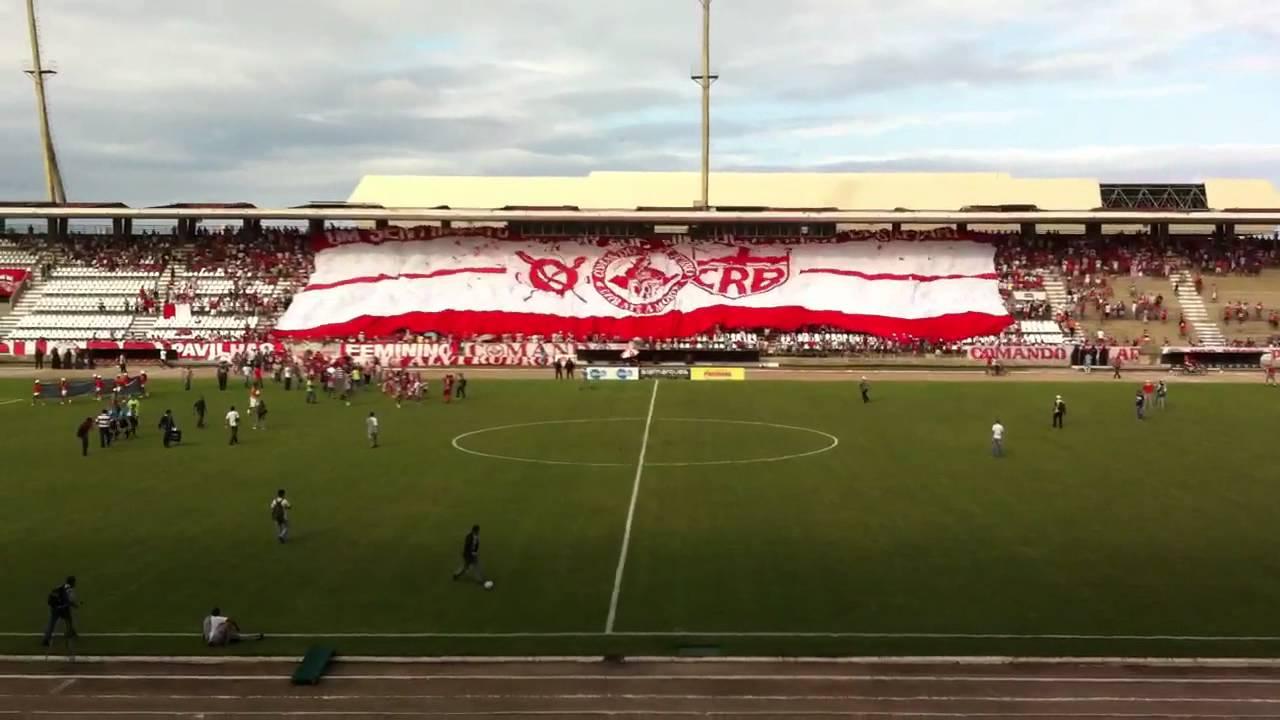 bandeirão - CRB x Campinense