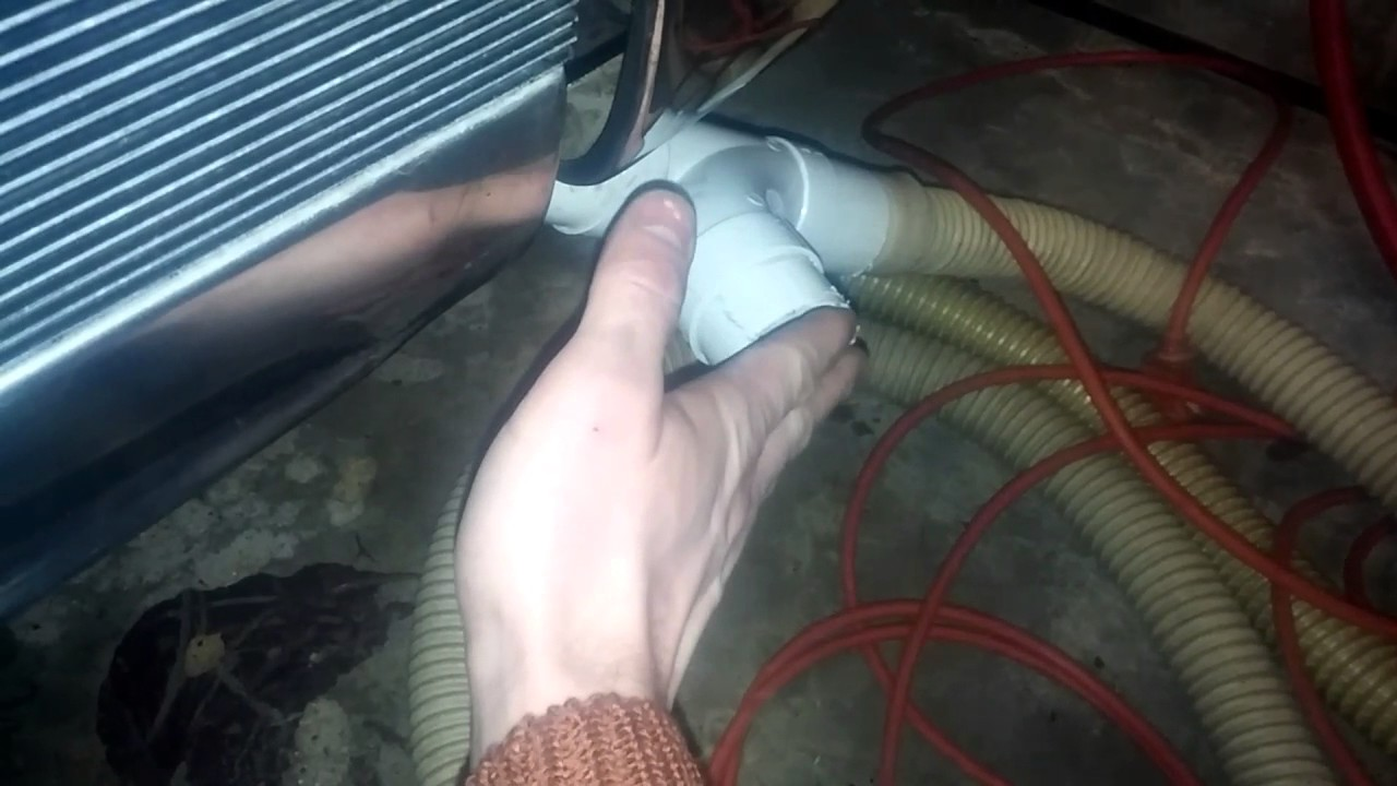 auto exhaust system for garage